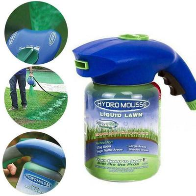 Hydro Mousse Household Hydro Seeding System Liquid Spray Device For Seed Lawn Care Garden Tools Buy At A Low Prices On Joom E Commerce Platform