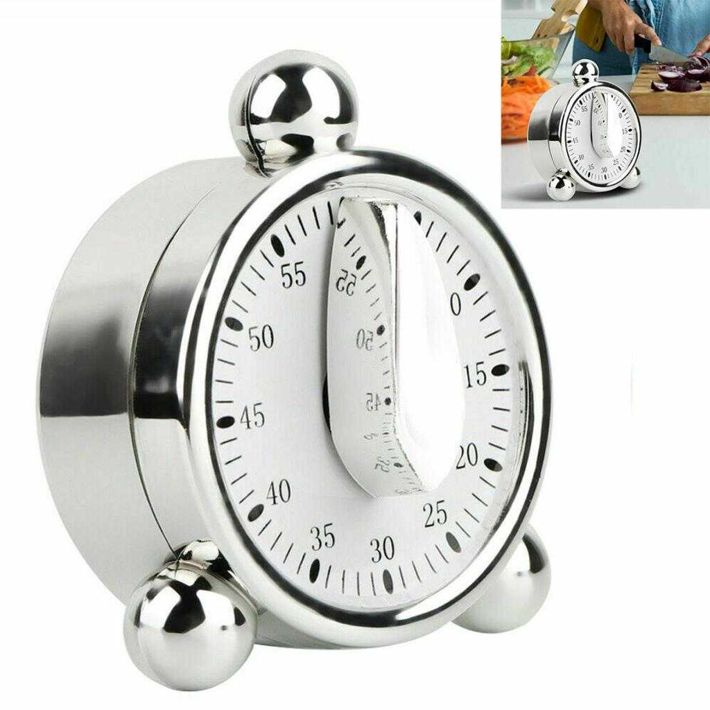 Buy Mayitr 60 Minutes Mechanical Kitchen Timer Baking Cooking Reminder Loud Alarm Clock At Affordable Prices Price 4 Usd Free Shipping Real Reviews With Photos Joom