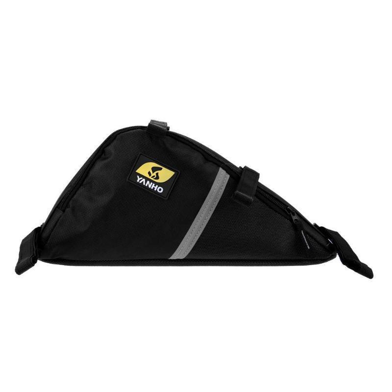 6ce9f2c6884 Impermeable moto tubo superior delantero triángulo marco Bolsa silla ...