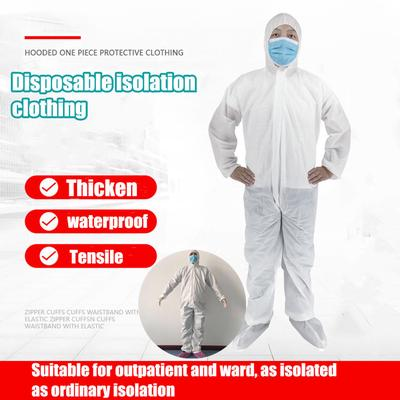 Buy Disposable Hazmat Suit At Affordable Price From 3 Usd Best Prices Fast And Free Shipping Joom