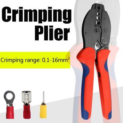 BNC//TNC RG59 Crimpers Coax Cable Ratchet Tool For RG58