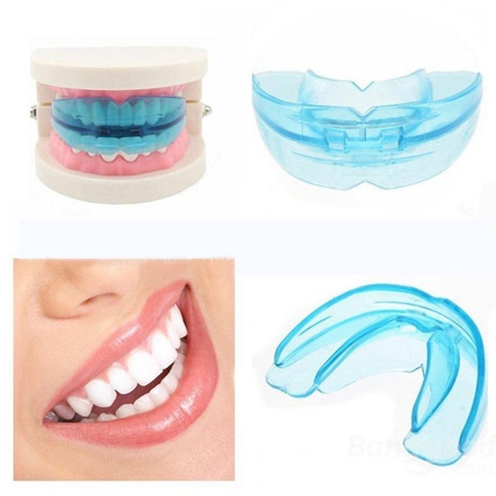4 цвета силиконовые зубов брекеты подростков & взрослых фиксатор ортодонтические инструменты выпрямитель скрежетание зубами фото