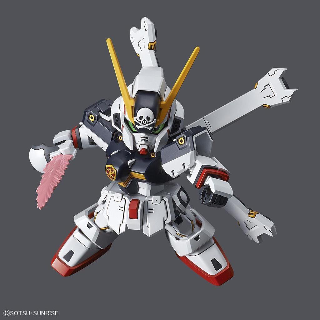 Bandai SD Gundam Cross Silhouette Crossbone Gundam X1 Plastic Model for sale online