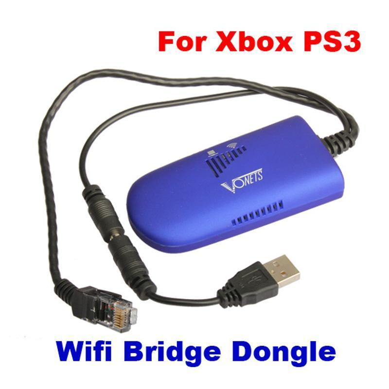WiFi Dongle Wireless Bridge Adapter für Dreambox Xbox PS3 VOIP AP ...