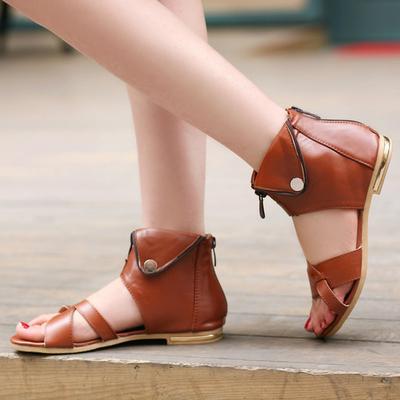 Gruesa Lona Soles De Plataforma Plana Zapatos Mujer TJ1cF3lK