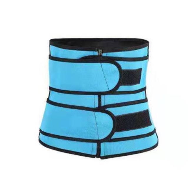 Men /& Women Waist Trainer Cincher Trimmer Sweat Wrap Belt Body Shaper Shapewear