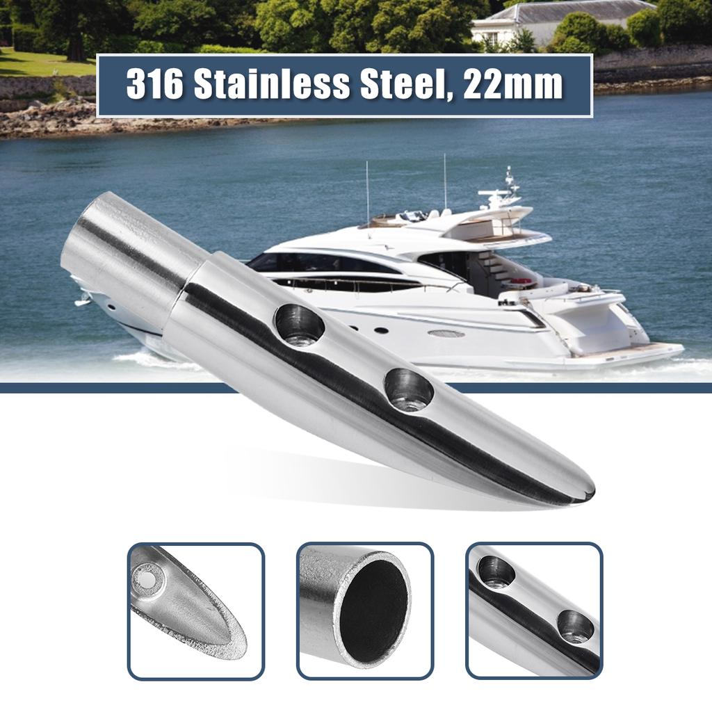 "2PCS 316 Stainless Steel Deck Cast Long Strap Hinge 6/"" For Boat Marine Yacht"