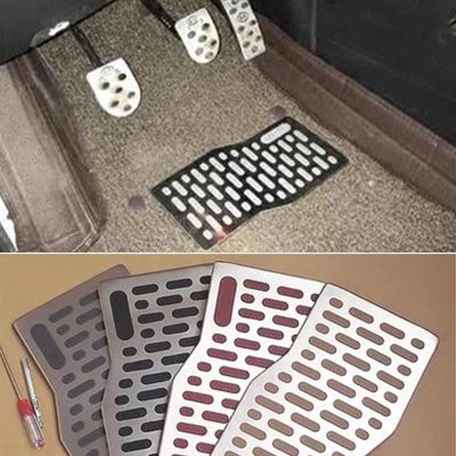 4x clips de alfombra para Fiat apretones de fijación de los titulares de suelo alfombra de coche
