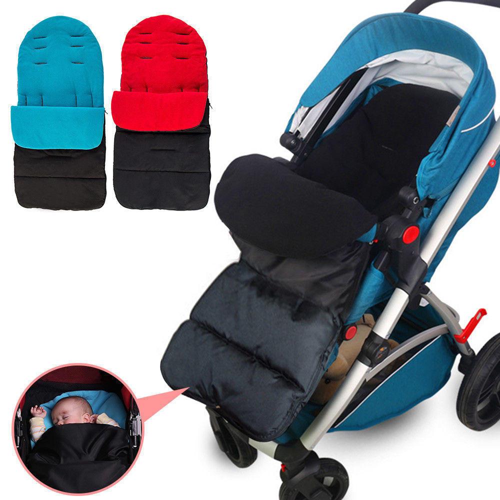 UK UNIVERSAL FOOTMUFF COSY TOES APRON LINER BUGGY PRAM STROLLER BABY TODDLER