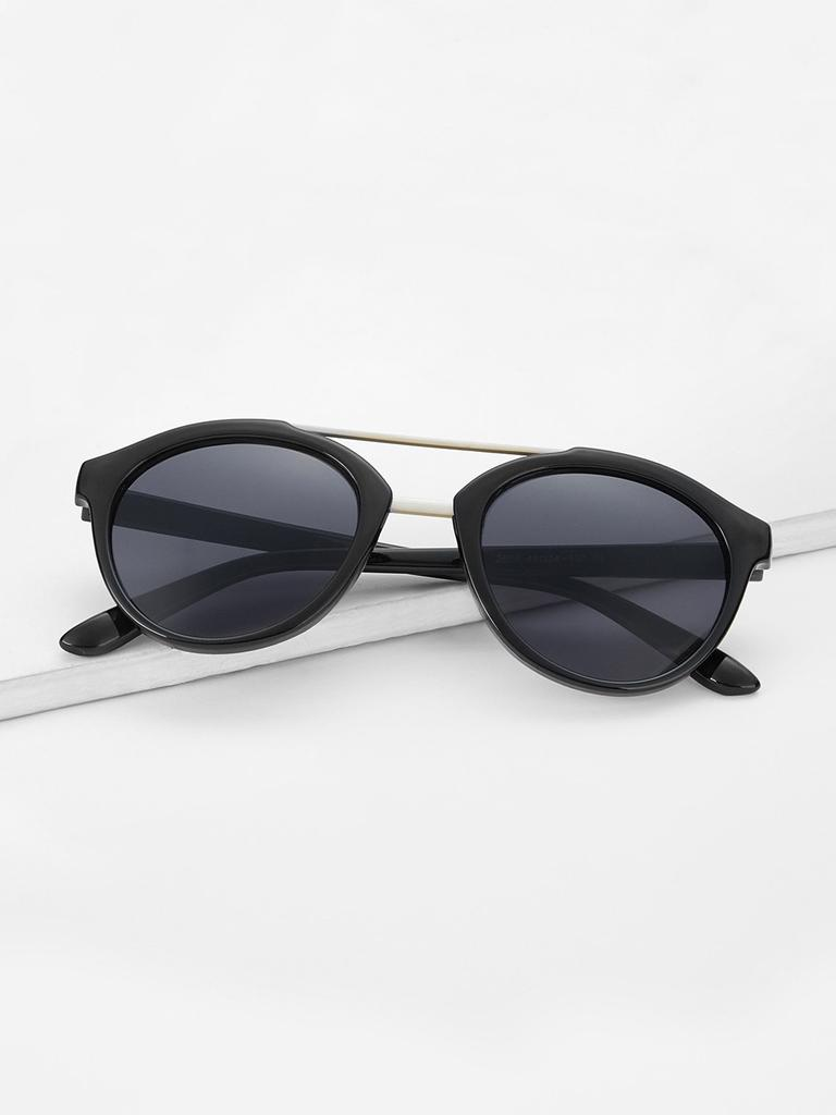 003cffd805 SHEIN Double Bridge Sunglasses-buy at a low prices on Joom e ...