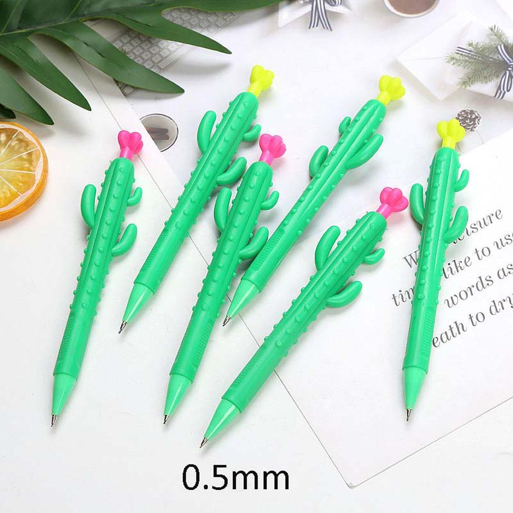 Automatic Pencil Drawing Pen  Carrot Cactus Corn  Mechanical Pencils