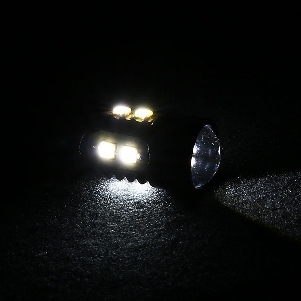 50W T10 LED Car Width Light Parking Signal Lamp Super Bright Backup Lights-2PCS