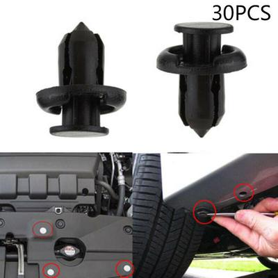 Fissaggio Auto Set con un Cacciavite Universale con Remover Tappezzeria Porta Fastener Strumento 500 PCS Rivetti in Plastica Fissaggio per Auto