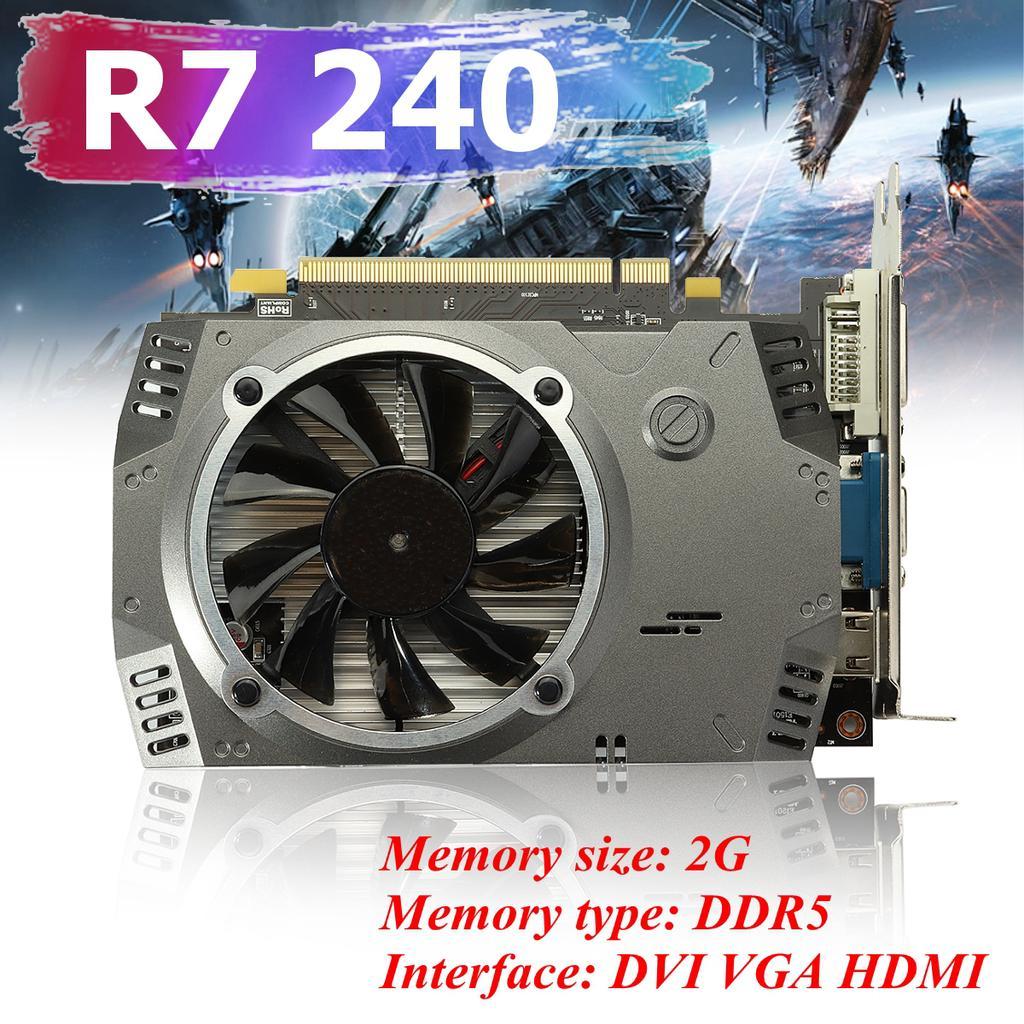 Harga His R7 240 Update 2018 Gigabyte Radeon Gv R724oc 2gi Vga 2gb 128bit Gddr3 Graphics Card Ddr5 3600mhz Pci Express 20 Dvi 1 Of