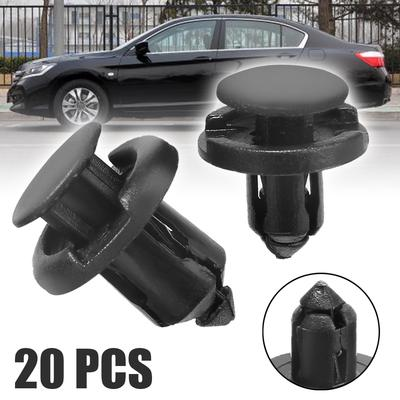 50x Mazda Front /& Rear Plastic Bumper Retainer /& Fastener Trim Clips