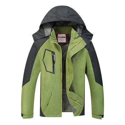 1664ea3fa16 Мужчины Открытый водонепроницаемая куртка кемпинг туризм куртки