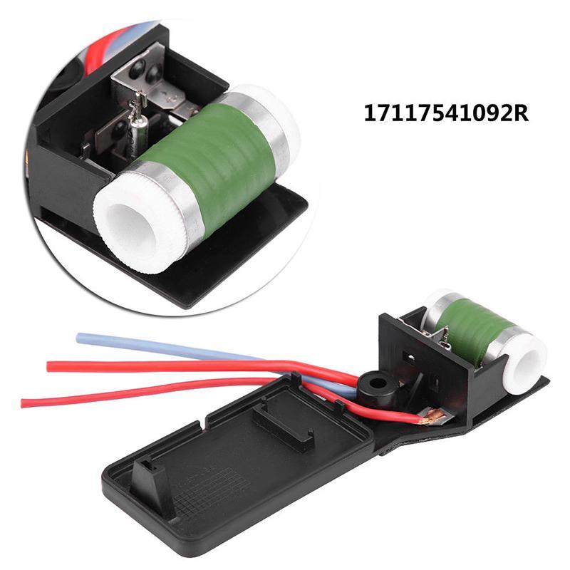 fit 2003-2008 Mini Cooper Radiator Cooling Fan Motor Resistor Relay 17117541092R