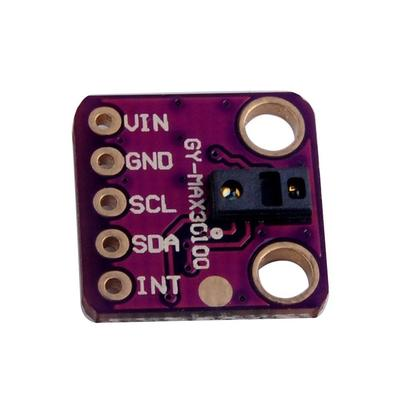 Gy-Max30102 Heart Rate Click Sensor Breakout Sensors Module For