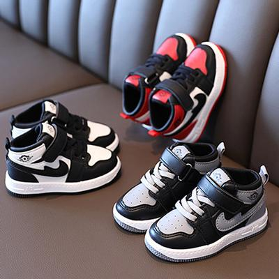 Baby Boys Girls Children Casual Sneakers Mesh Soft Running Letter Shoes