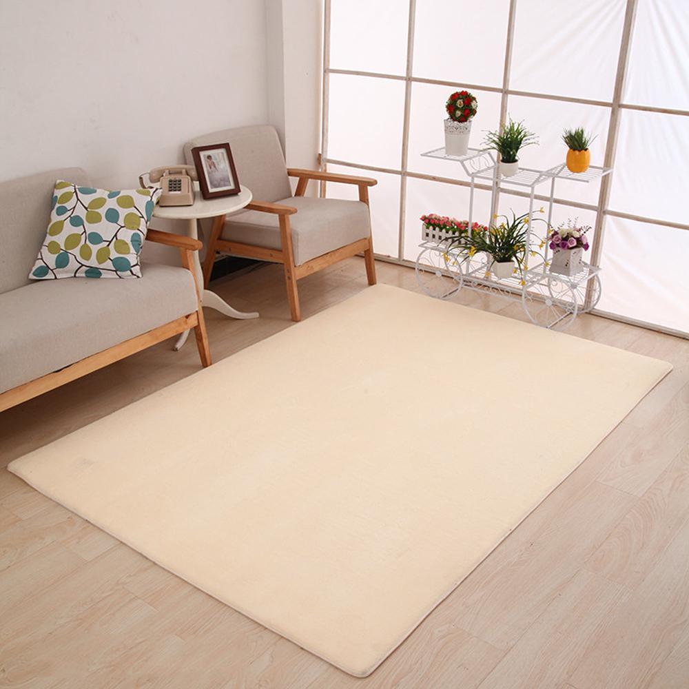 Estilo moderno agua sólida prueba alfombra - comprar a precios bajos ...