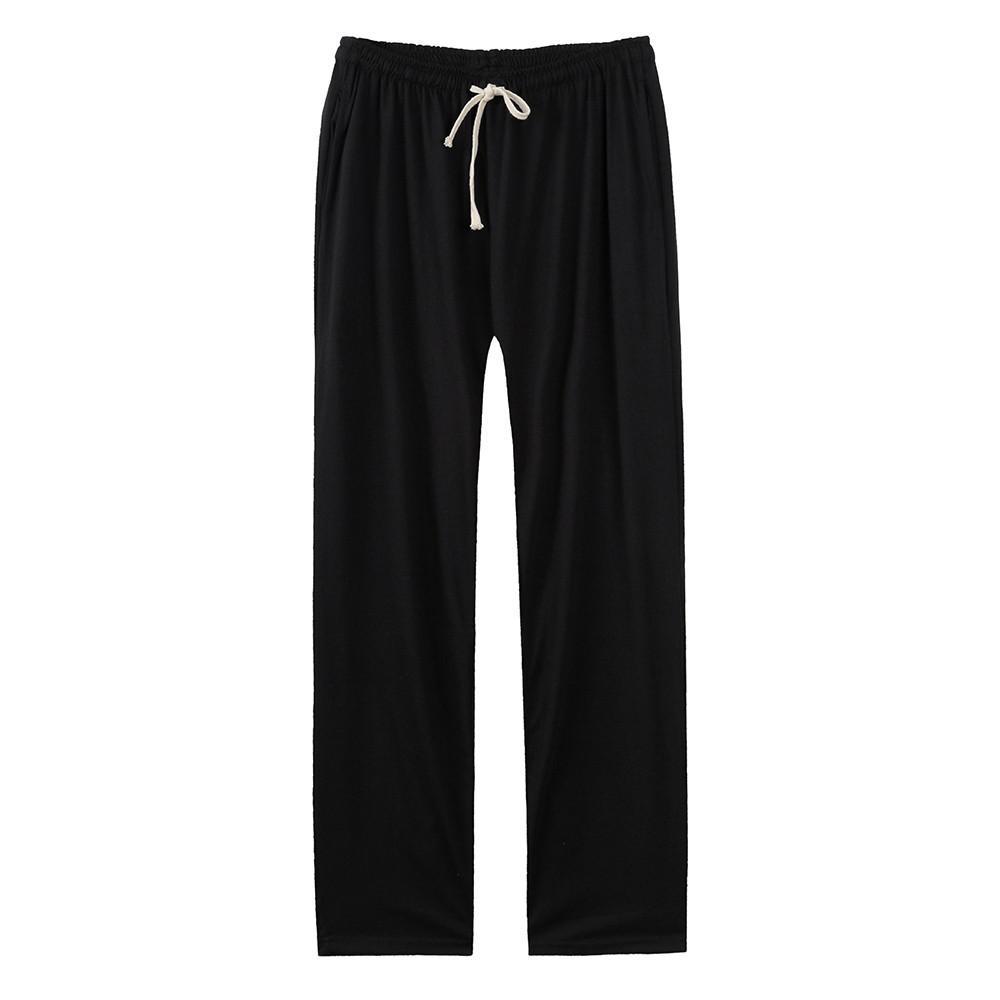 Letdown/_Men Pants Fashion Mens Casual Solid Loose Sweatpants Trousers Jogger Dancing Pant Men Spring Fashion 2020