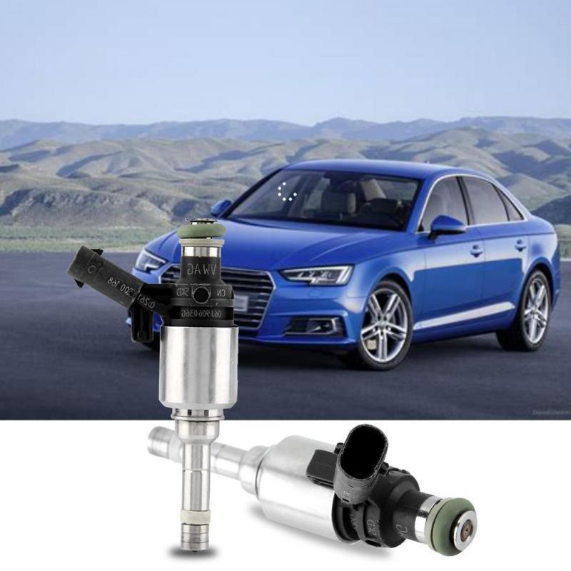 For Audi A3 A4 Quattro A5 A5 Quattro TT VW Jetta Beetle Set of 4 Fuel Injectors