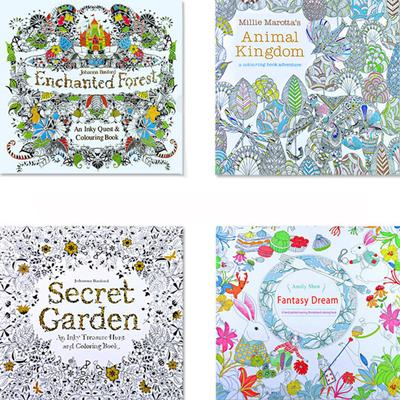 A Fairy Tales And Magical Dreams Children Adult Graffiti Coloring