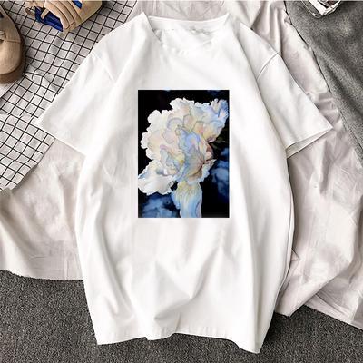 MOWAN Toddler Short Sleeve Crew Neck Tshirt Cotton Hipster Tees