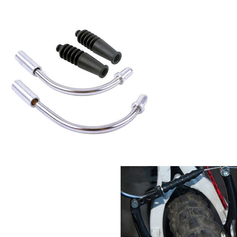 1set Bicycle`V Brakes Noodles Cable Guide And Plastic Pipe Hoses bike-Brake T YH