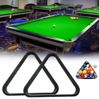 10Pcs Durable Snooker Supplies Billiard Replacement Tips Bar Pool Cue Tip JG