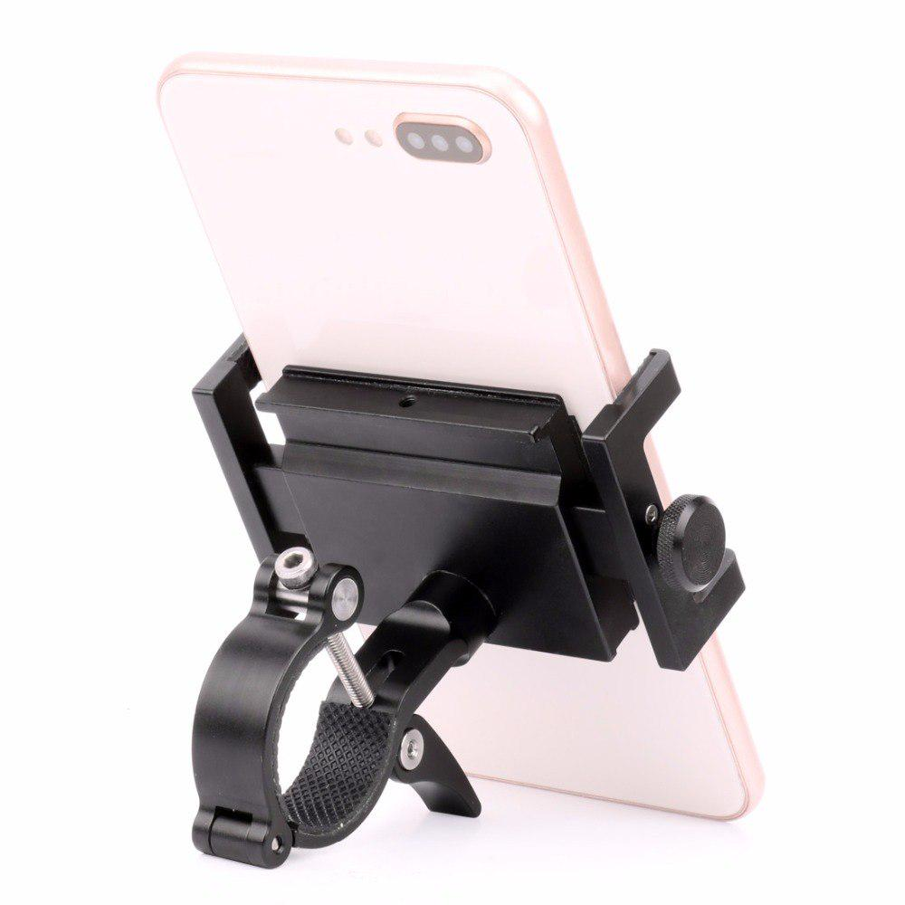 360° Rotatable Bike Bicycle Handlebar Stem Stand Mount Holder for Cell Phone