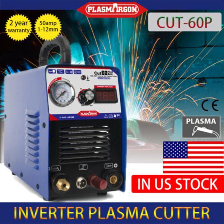 60A IGBT Pilot Arc Non-Touch Plasma Cutters CNC Plasma Cutting Machine 230V DIY