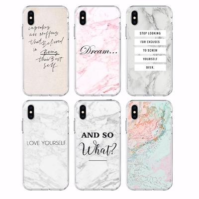 Marble Fashion Design Silicone Back Cover For Apple Iphone 6 7 5 X 8 Xs Max Xr Plus 5s Buy At A Low Prices On Joom E Commerce Platform