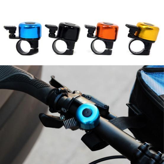 Metal Bicycle Bike Cycling Handlebar Bell Ring Horn Sound Alarm Loud Ring 1//2PCS