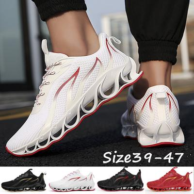 Athletic Men/'s Running Sneakers Sport Shoes Fashion Casual Walking Breathable sz