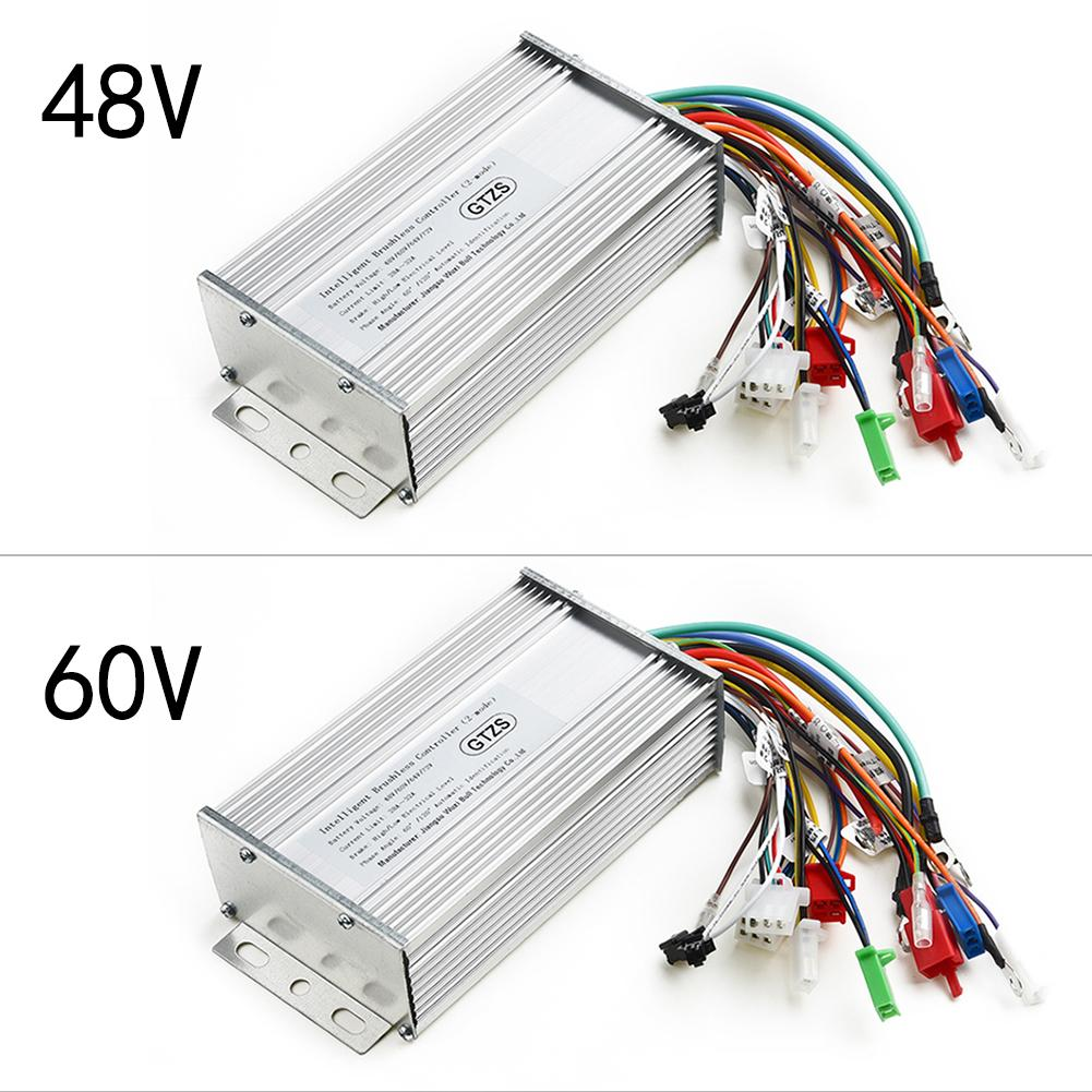 Bicycle Controller Scooter Li-ion Battery 60V 1500W Dual-mode Supplies