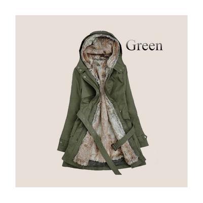 63b61c0321b3 Толстые искусственного меха, вагонка женщин меха Толстовки зимние теплые  длинный мех внутри одежда из хлопка