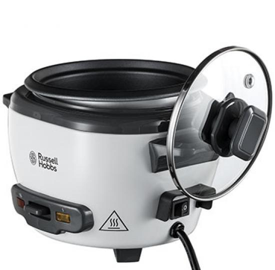 Buy Russell hobbs 27020-56 rice cooker 600g, steamer basket, keep warm,  removable non-stick bowl spectrum brands at affordable prices — free  shipping, real reviews with photos — Joom