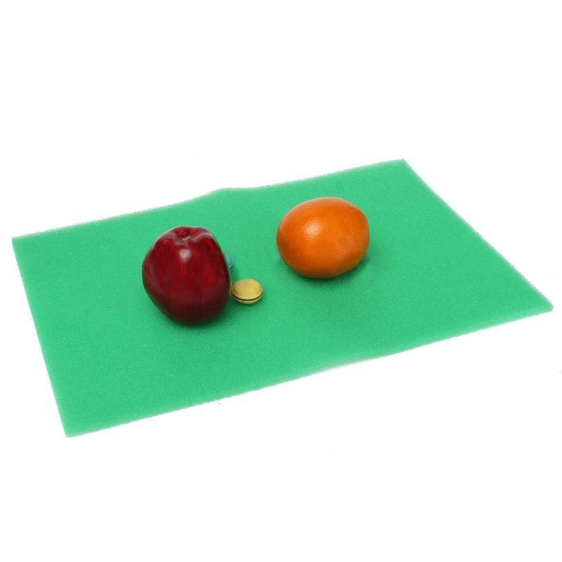 Fridge Fresh Liner Mat Kitchen Salad Drawer Food Saver Fruit Veggies Washable