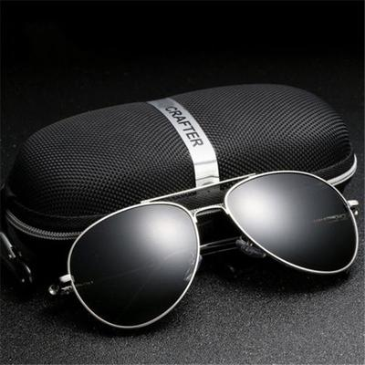 b29369b294a1 HD Polarized Mens Sunglasses Outdoor Sports Pilot Eyewear Driving Glasses