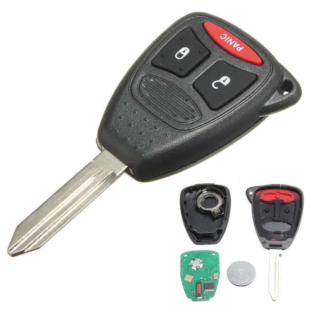 Discount Keyless Replacement Uncut Car Remote Ignition Transponder Key Fob For Dodge Dakota Durango Magnum Ram Caliber KOBDT04A