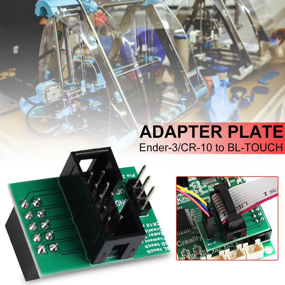 Creality CR-10//Ender 3 Pin 27 Adapter Board for BL Touch Sensor 3D Printer Part