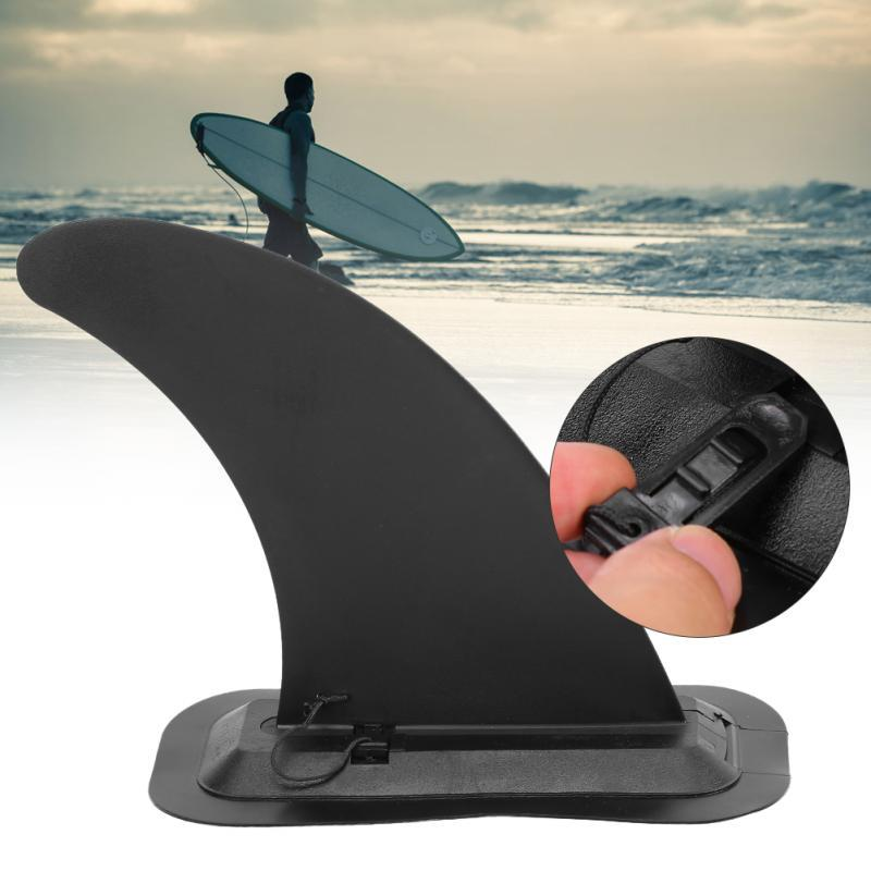 Lightweight Surfing Board Fins Quality PVC Surf Fin For Surfboard Central Fins