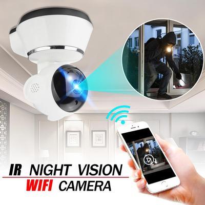 Wireless IP Camera Home Security WIFI Baby Monitor Onvif P2P Phone Remote Video Surveillance Camera CCTV