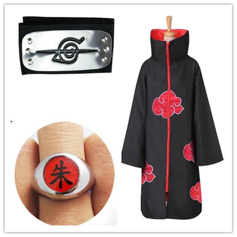 Scione Naruto Costume Akatsuki Cloak Cosplay Sasuke Uchiha Cape Cosplay Itachi Clothing Buy At A Low Prices On Joom E Commerce Platform