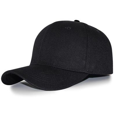 7e5ed2ece4c Baseball Caps Casual Man Women Hats Summer Fashion Pure Color Adjustable  Size IF