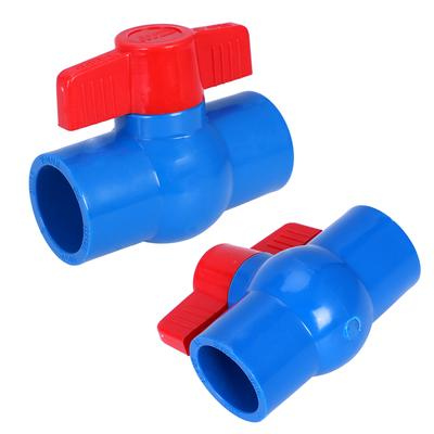 BUC-06 Quick Connector 2 Way Fitting Hand to Turn Push in Replacement Reusable Air Pipe Home Pneumatic Turn Industrial Durable
