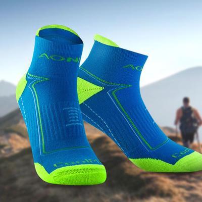 60438bb287e22 Chaussettes de Sport de Coolmax unisexe Running chaussettes perméable à  l'air extérieur vélo randonnée