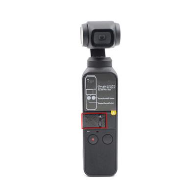 STARTRC Handheld Wrist Strap Hang Buckle for DJI OSMO Pocket Gimbal Camera Black