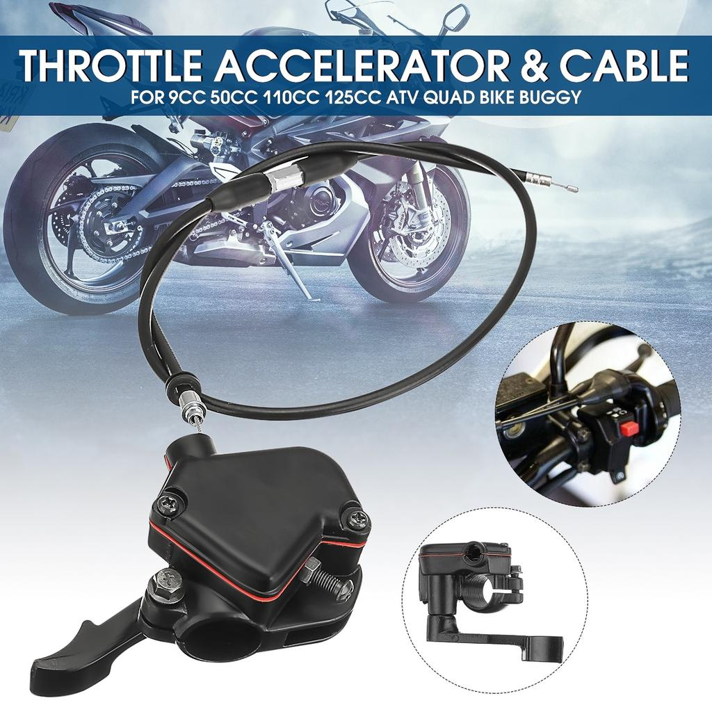 Back To Search Resultsautomobiles & Motorcycles Atv,rv,boat & Other Vehicle Lovely Atv Aluminum Double Brake Lever With Throttle Thumb Accelerator